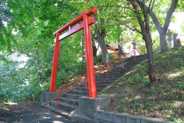 赤岩稲荷神社