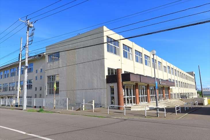 小樽市立朝里小学校