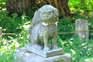 恵美須神社 狛犬