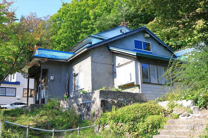 小樽伏見稲荷神社の社務所
