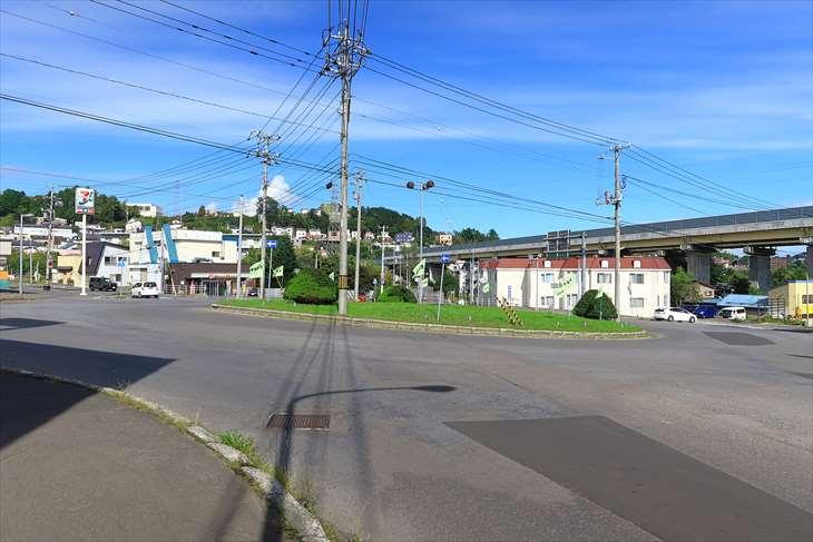 桜町ロータリー