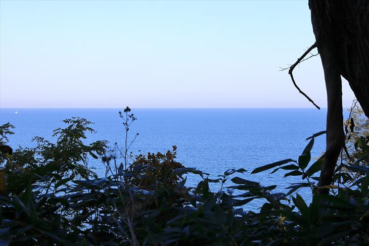 柾里神社からの景色