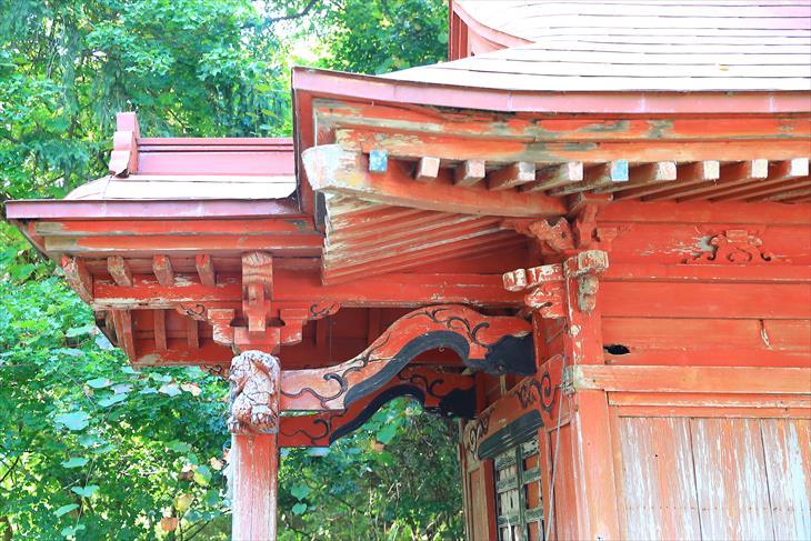 津古丹稲荷神社