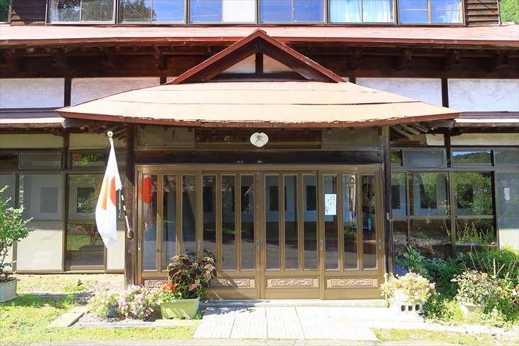 小樽天満宮の社務所