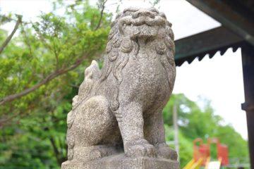 龍宮神社 狛犬