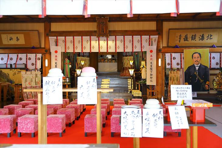 龍宮神社 社殿