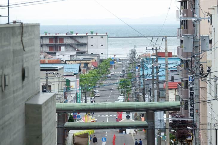 龍宮神社からの風景