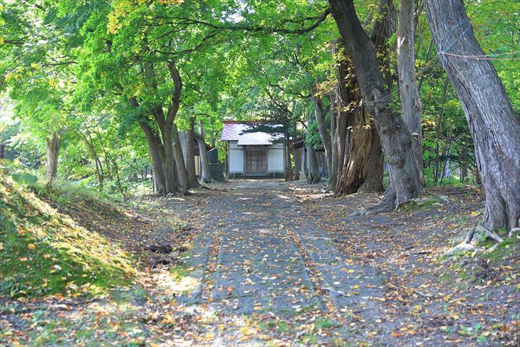 三社神社の参道