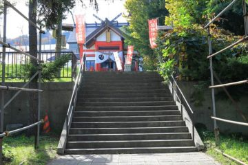 潮見ケ岡神社