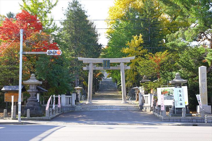 住吉神社 入口