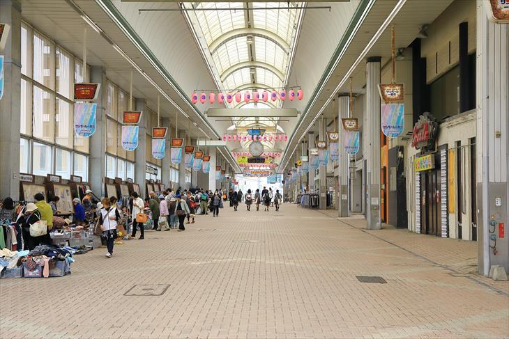 小樽 サンモール一番街