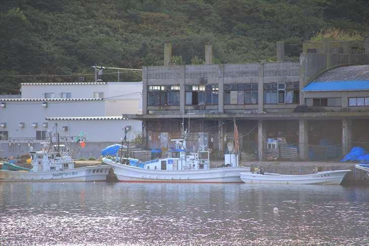 小樽 高島町の弁天島近く