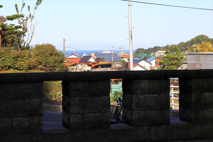 小樽天満宮からの風景