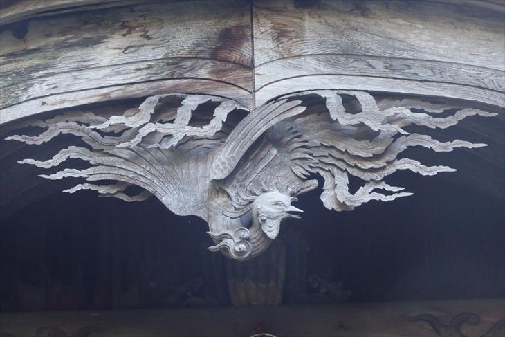 小樽天満宮 社殿の飾り