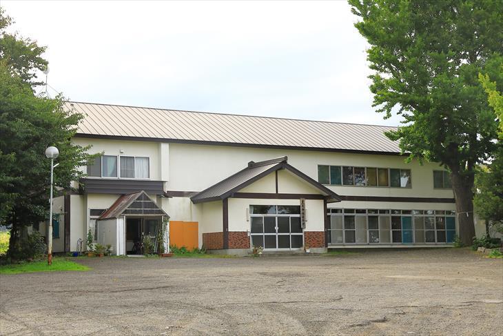 豊足神社の社務所