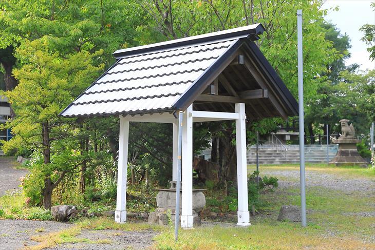 豊足神社の手水舎